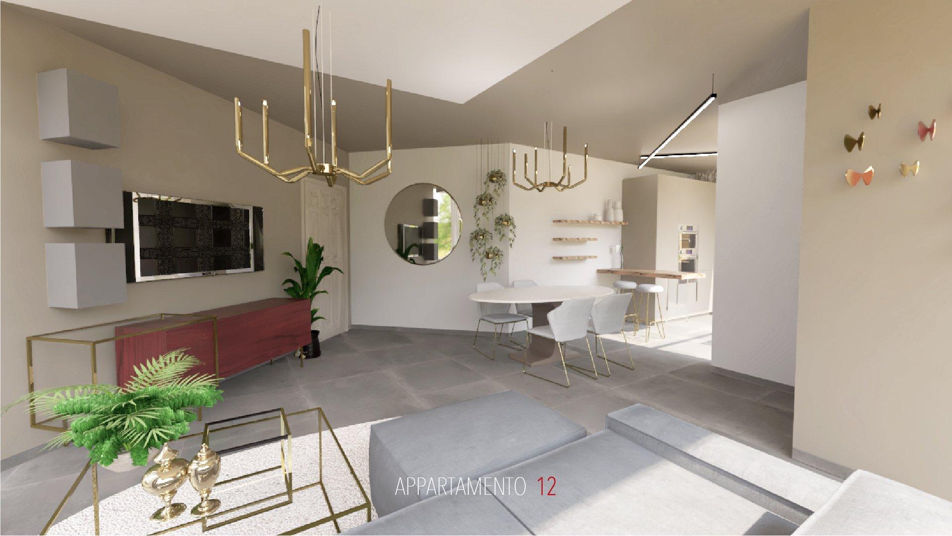 Gambettola, Nuovo Appartamento quadrilocale indipendente Rif.A064 n.12