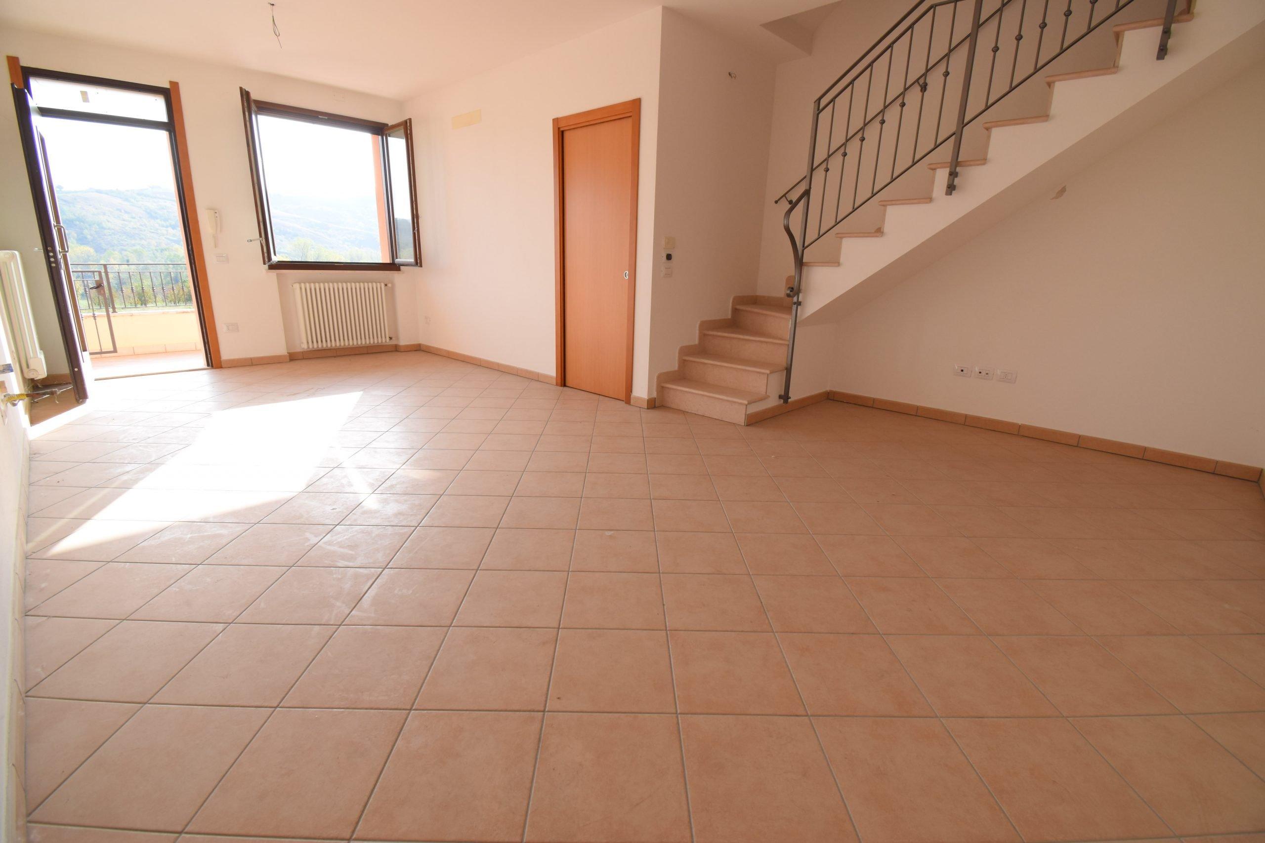 Borghi, Nuovo appartamento su due livelli Rif.A1034