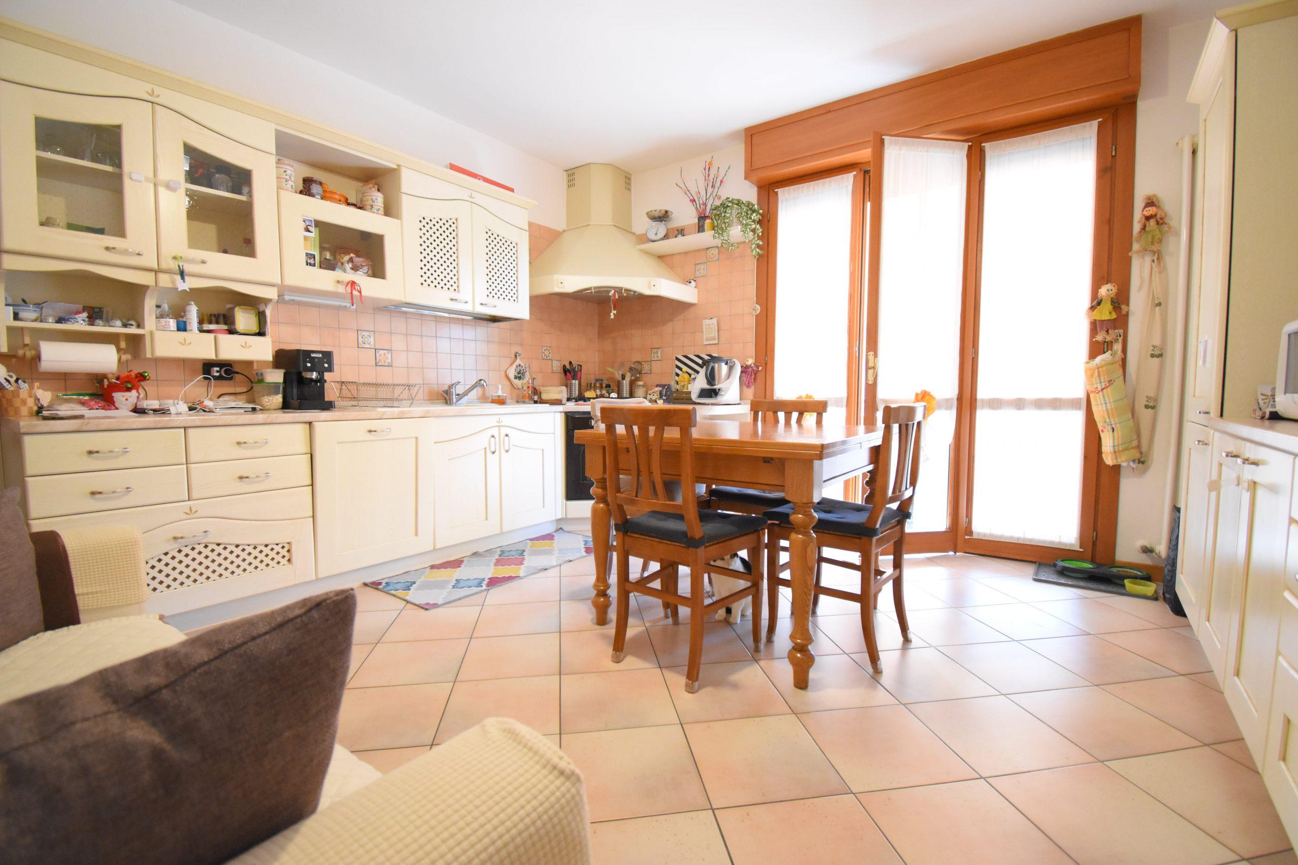 Longiano, appartamento trilocale con tavernetta Rif.A1288